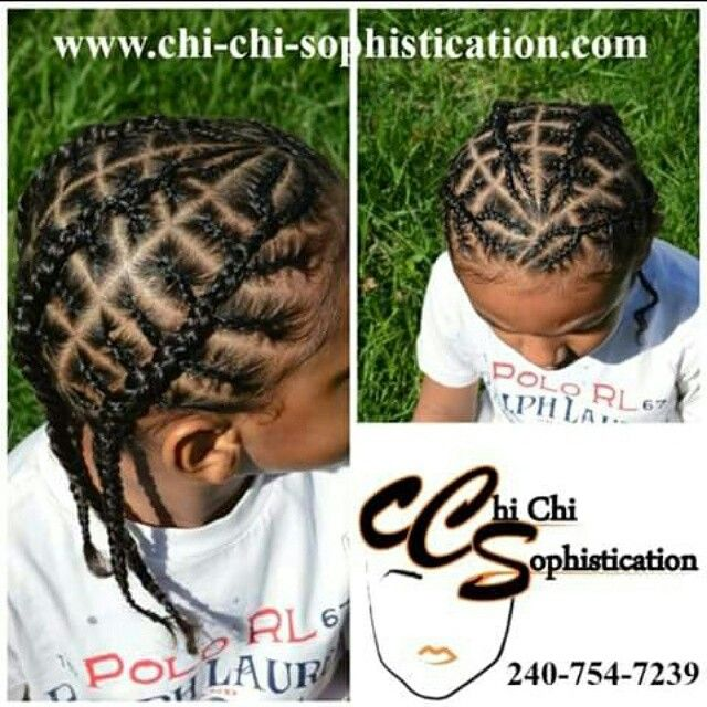 Cornrows Children Hair Styles By Chi Chi Sophistication Natural