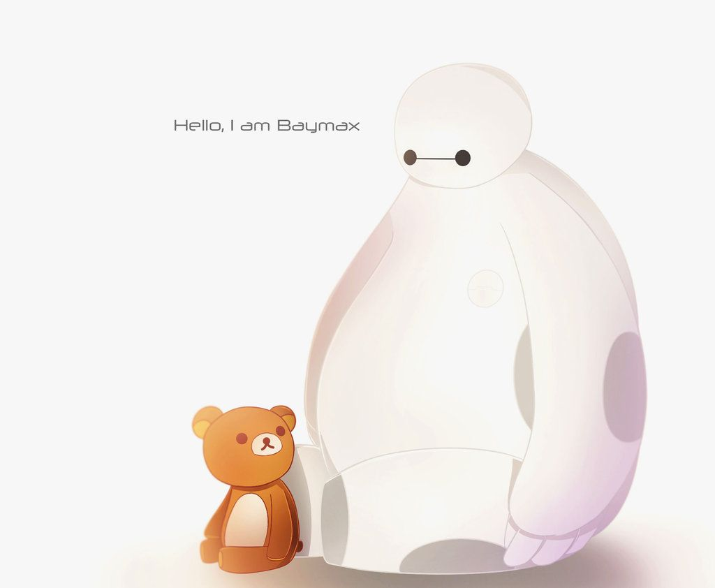 Cool Baymax Free Download Image