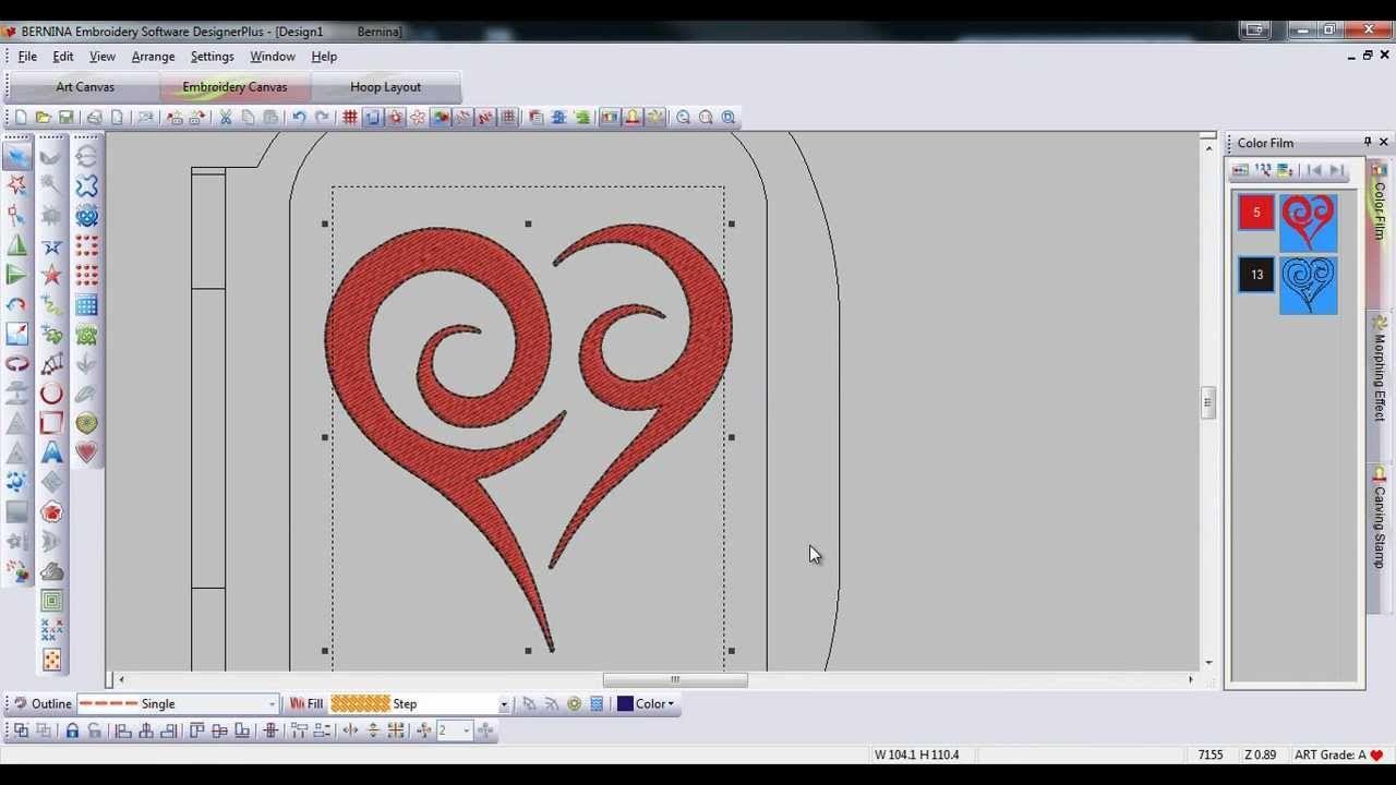 Dafont Website And Insert Characters Embroidery Software Bernina Embroidery Bernina Sewing Machine