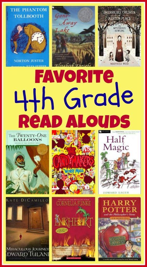 Favorite Third Grade Read Alouds Books Pinterest Reading