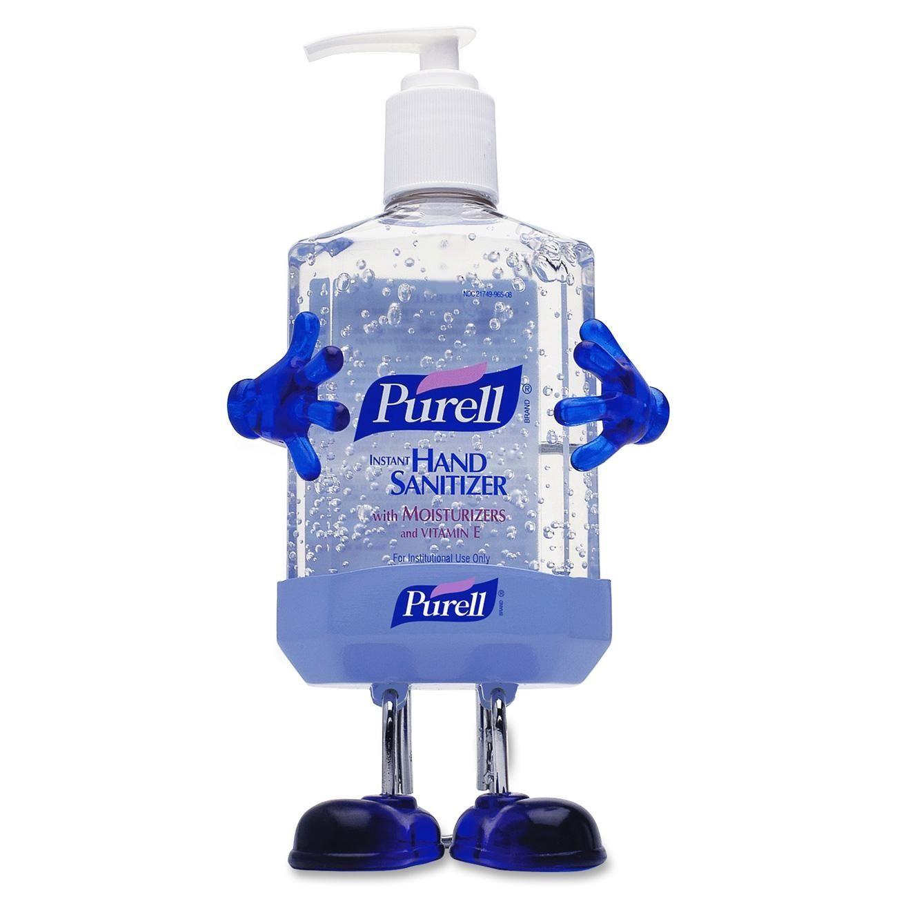 Gojo Purell Hand Sanitizer Pal Item Goj9600pl1 Clean Fun