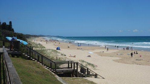 Coolum Beach, Queensland, Australia