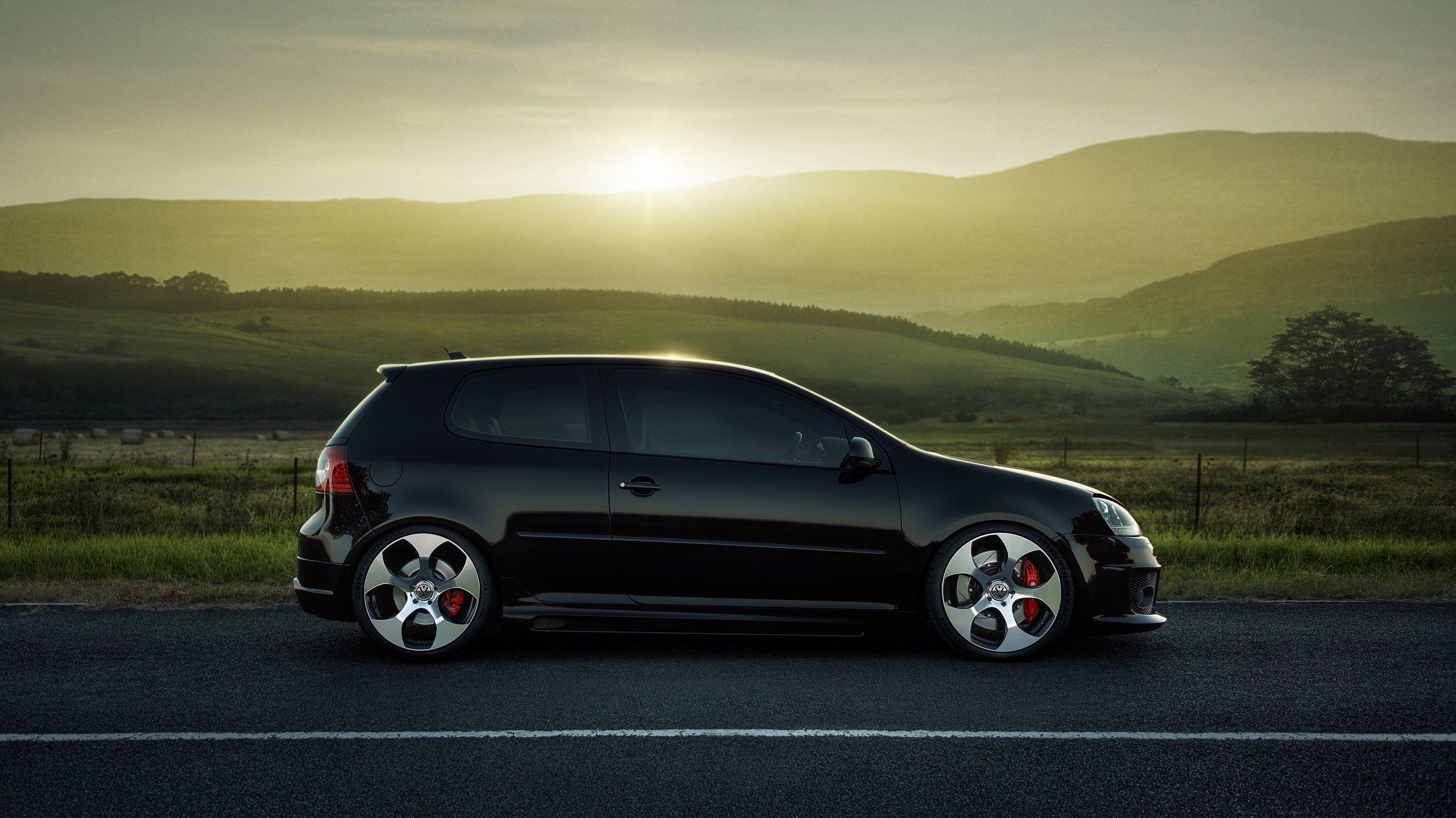 VW GTI Wallpapers Wallpaper Cave Фольксваген гольф