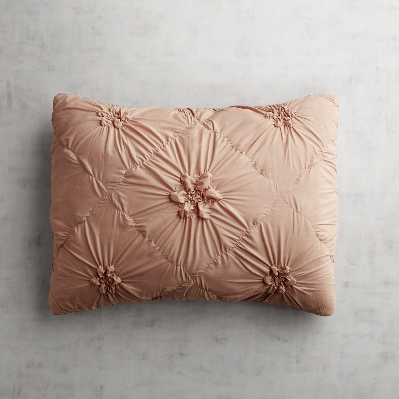 Savannah Rose Standard Pillow Sham   Savannah rose and Products
