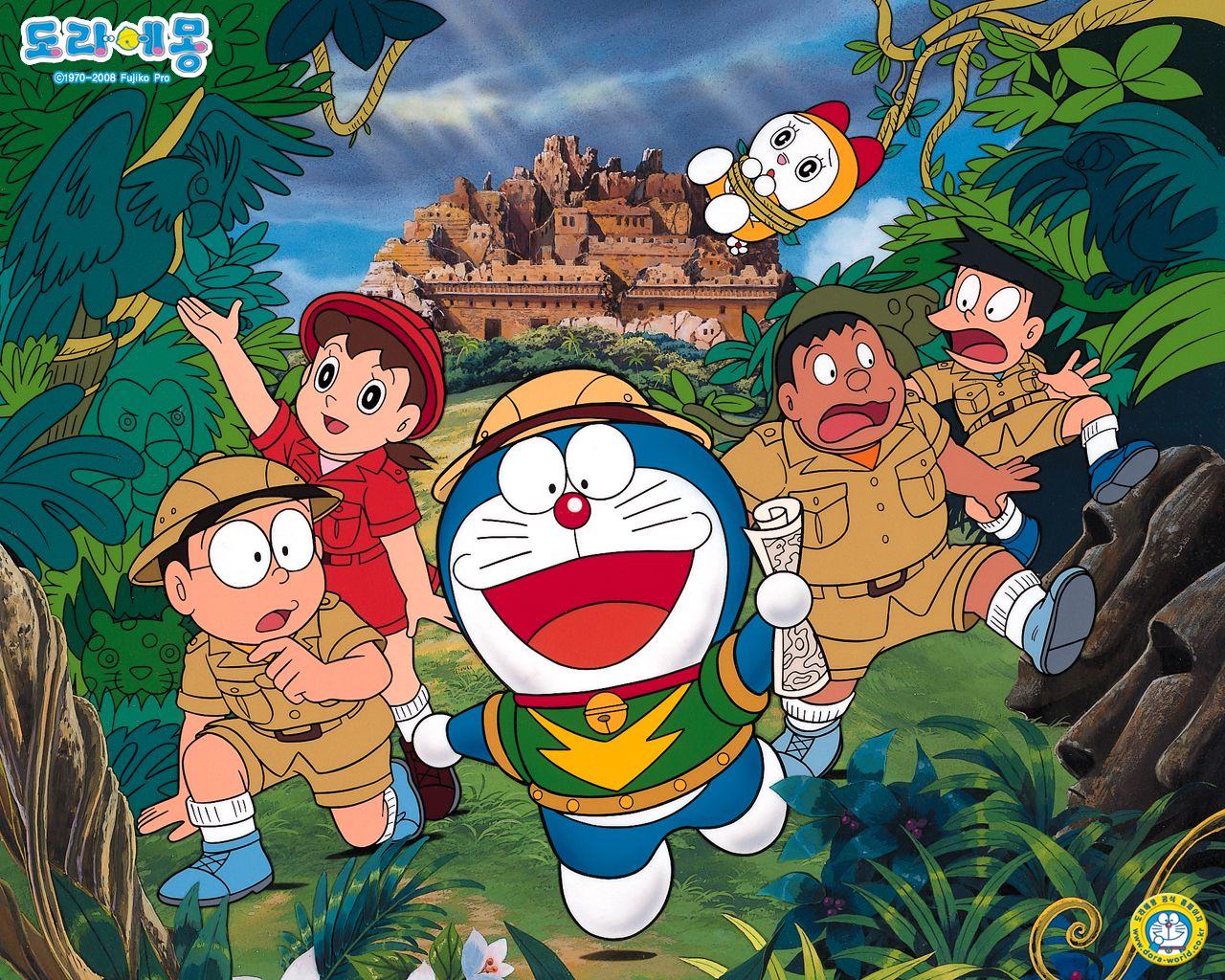 68 Doraemon HD Wallpapers