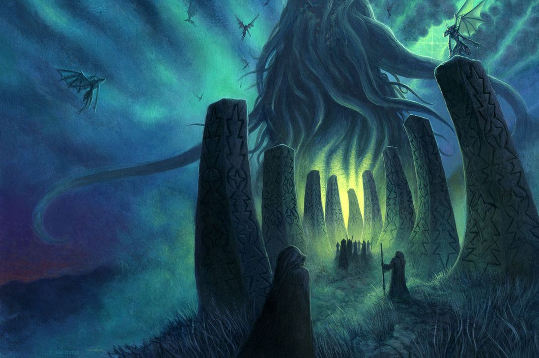Hastur The Unspeakable By Nightserpent On Deviantart Cthulhu