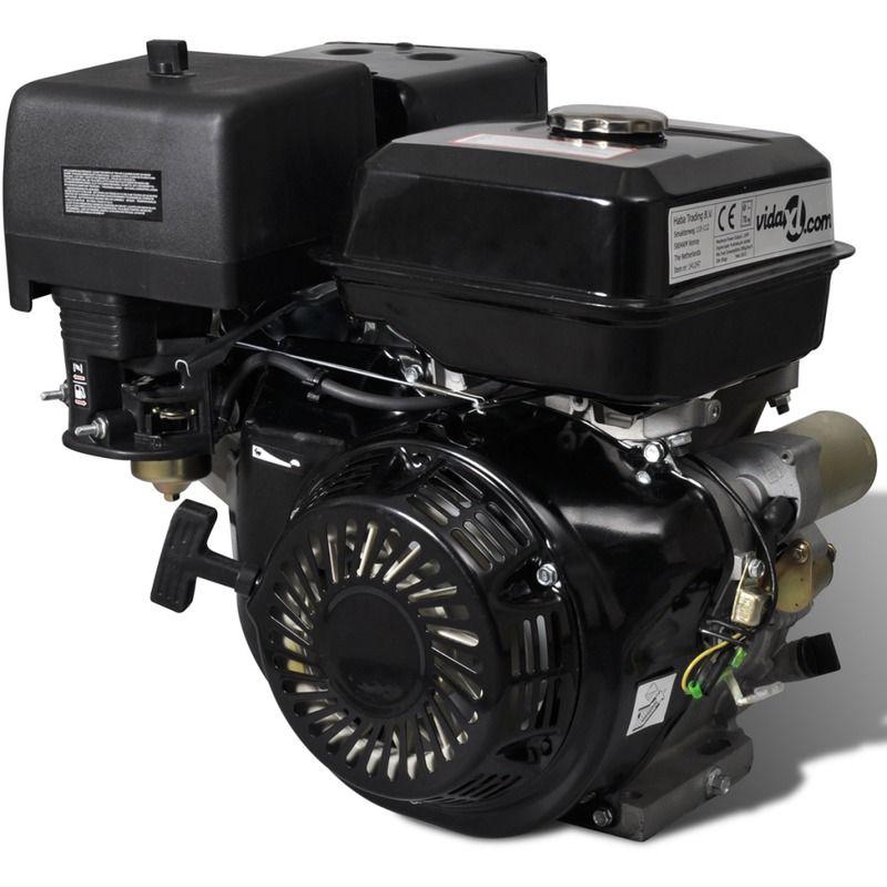 Petrol Engine 15 HP 9.6 kW Black Engineering, Power
