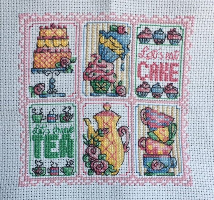 RIOLIS 1658  WELCOME  COUNTED CROSS STITCH KIT  Aida 14 count