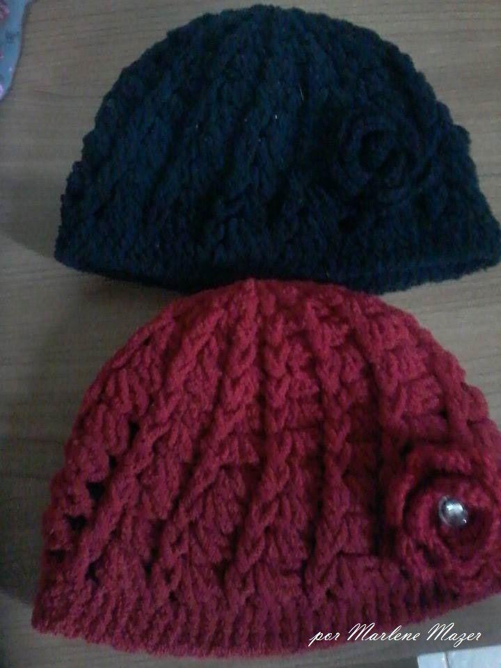 Único Barba Libre Patrón De Crochet Sombrero Fotos - Manta de Tejer ...
