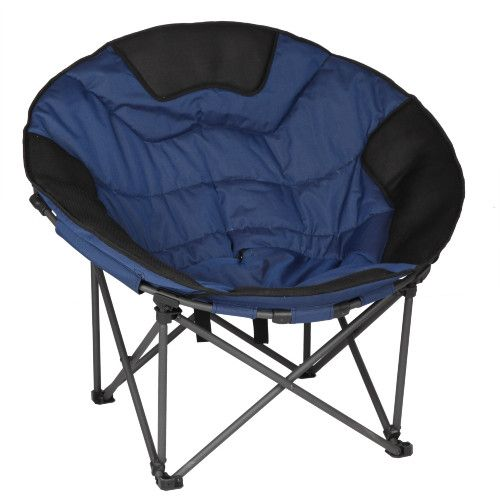 Swell Oztrail Moon Chair Jumbo Camping Hiking And Adventure Machost Co Dining Chair Design Ideas Machostcouk