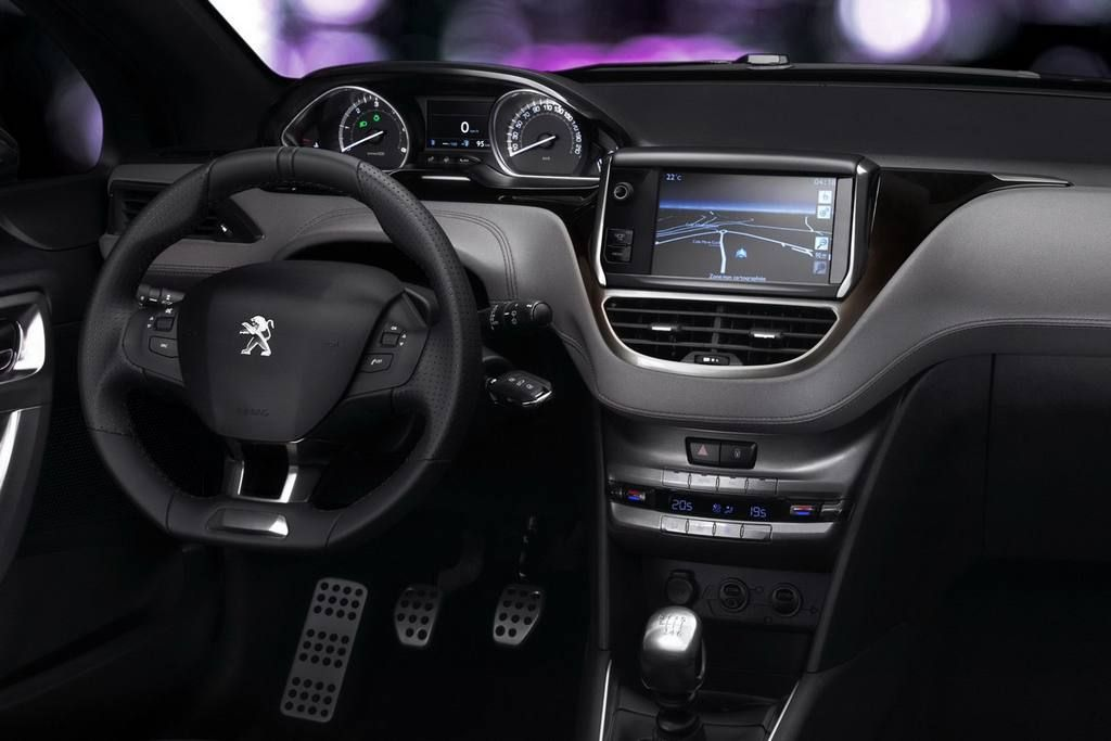 new review 2016 peugeot 208 specs interior view model | best of