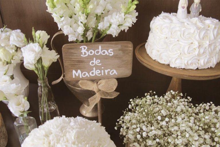 Bodas De Madeira 40 Fotos Decoracao Mensagens E Como Organizar