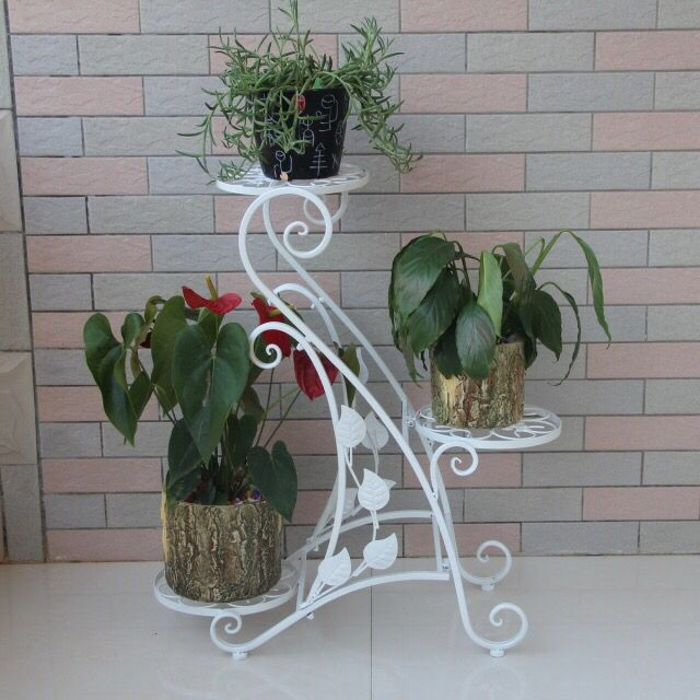 M s de 25 ideas incre bles sobre porta macetas en pinterest porta macetas en macrame macrame - Pedestal para plantas ...