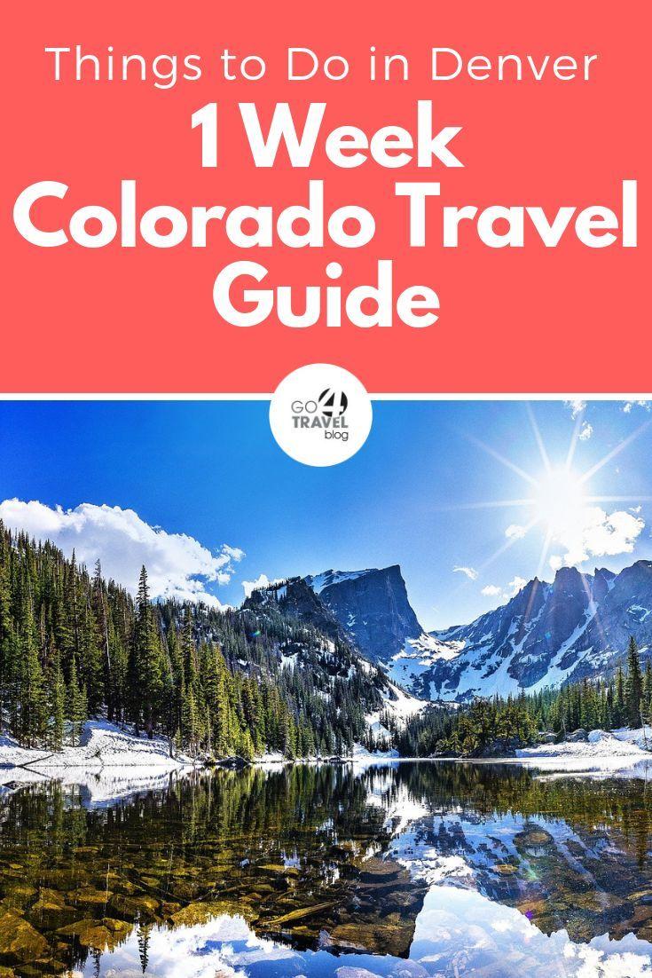 A week in colorado part 1 go 4 travel blog colorado