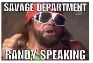 Pin By Jackie Johnson On Funnyness Macho Man Randy Savage Quotes Macho Man Randy Savage Wrestling Memes