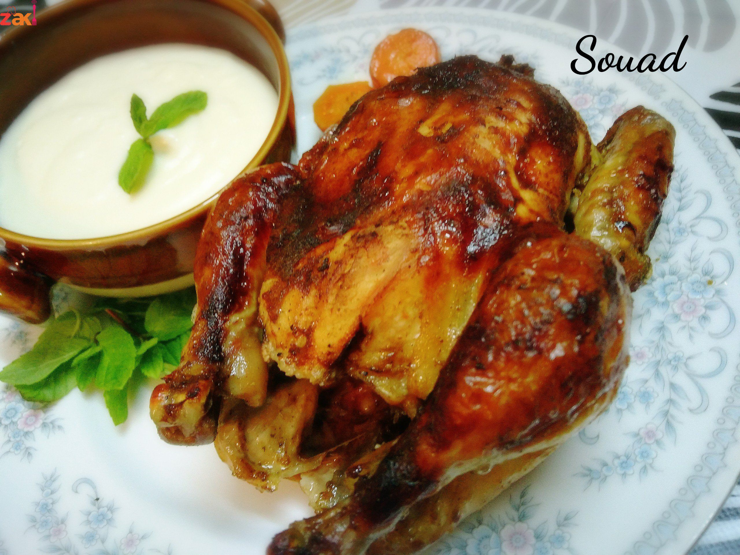 تتبيلة دجاج مشوي Cookout Food Food Recipes