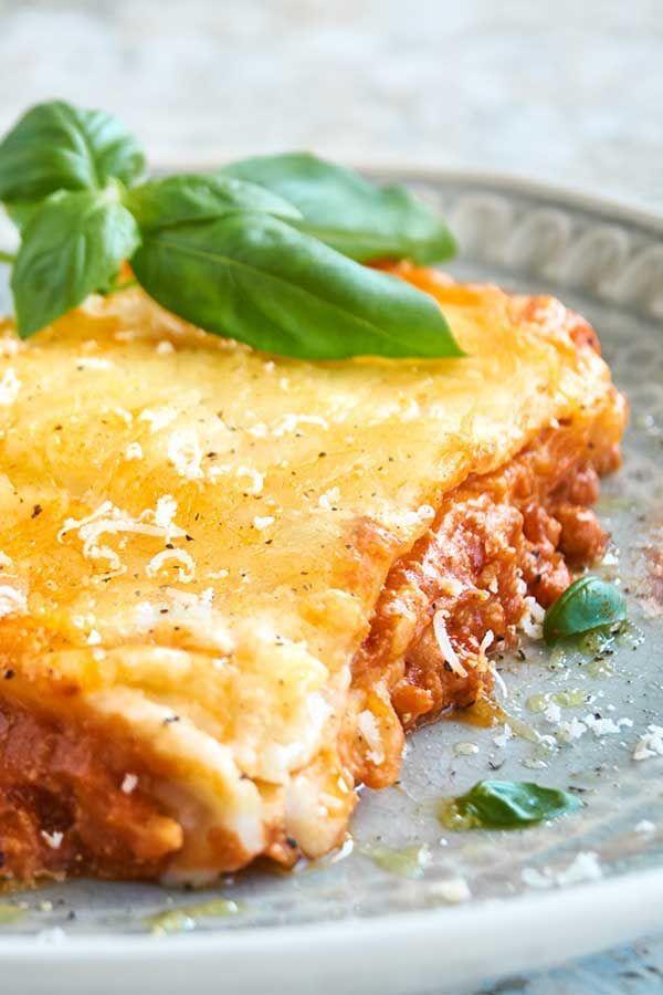 Lasagne Bolognese Rezepte