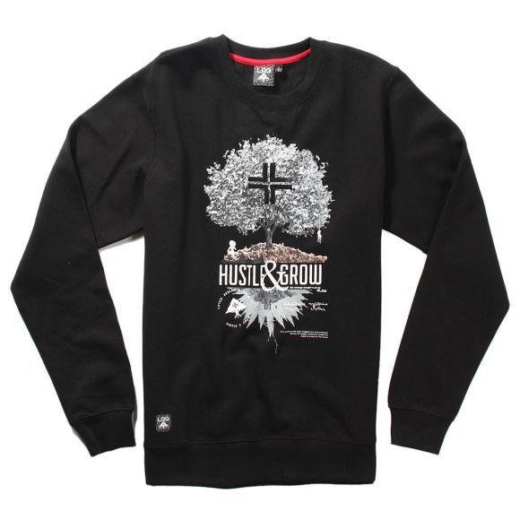 LRG Crewneck Hustle & Grow  #fashion #style #styling #sweater  #sweatshirts #lrg #grow #nature http://www.rudestylz.de/lrg-hustle-grow-crewneck.htm