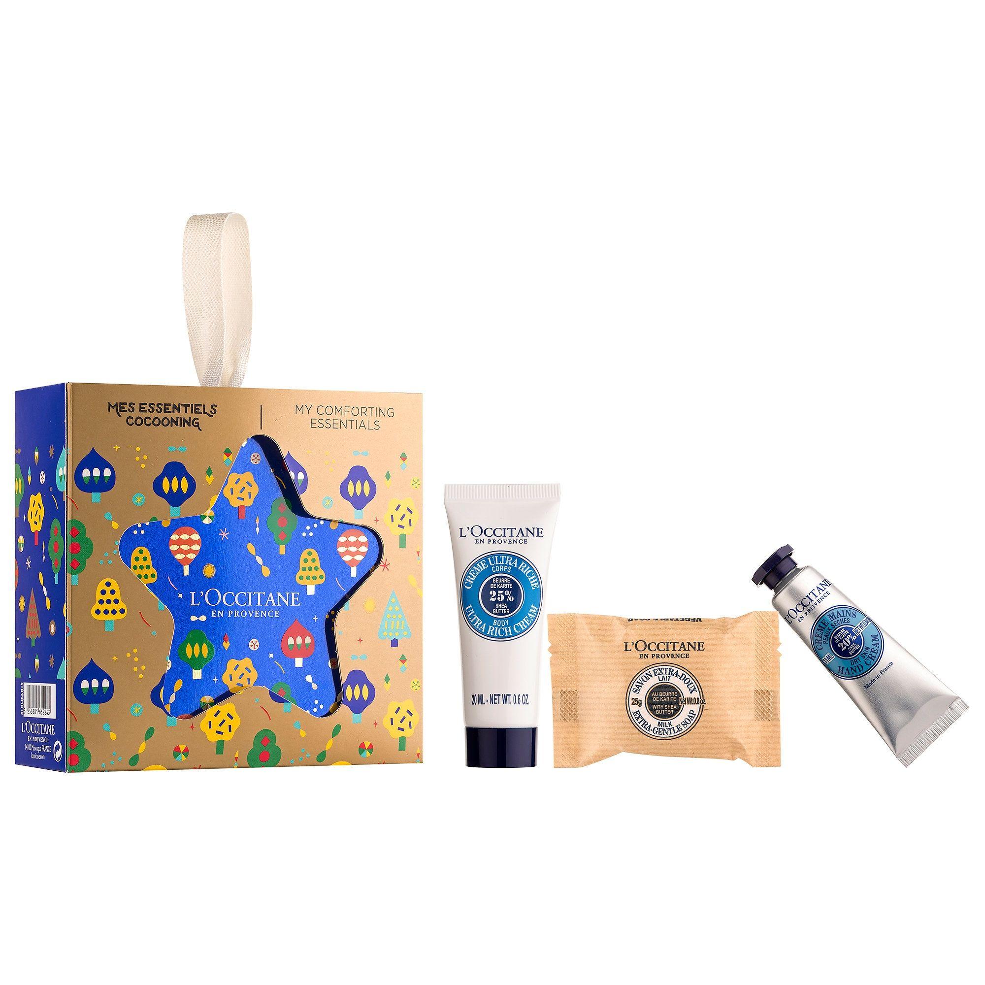 L Occitane Shea Butter Ornament In 2020 Shea Butter Sephora Gift Sets Shea Butter Hand Cream