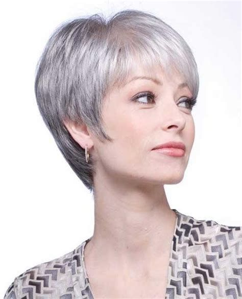 images  short thin hair short grey hair short hair