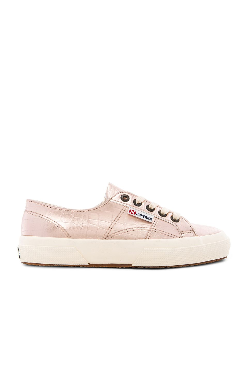 d7f98e736 Superga Slip On Sneaker in Rose Gold on ShopStyle   STYLE   Sneakers ...