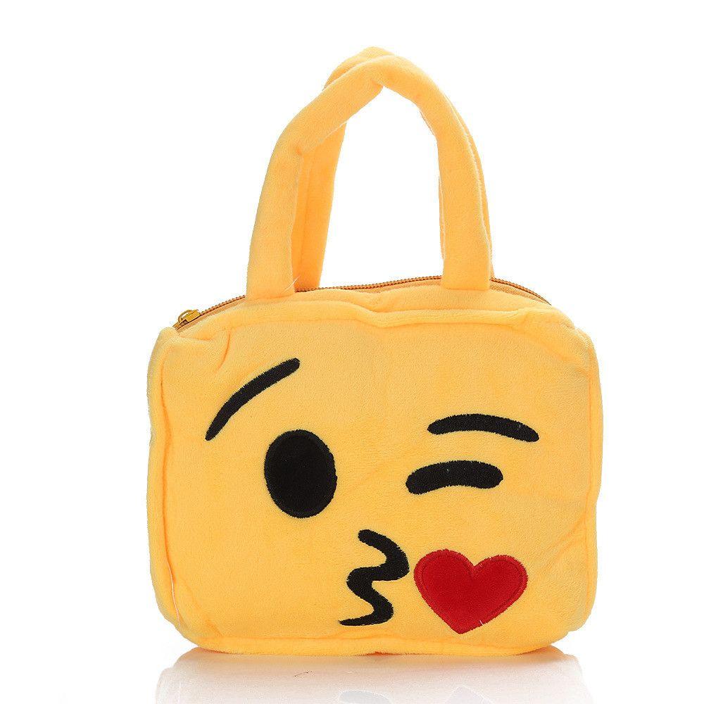 69b0b9862ad6 New Arrive Women Bag Cute Emoji Emoticon Shoulder School Child Bag  Messenger Bags Kids Pouch Casual Satchel Handbag Fashion   Price   7.00    FREE Shipping ...