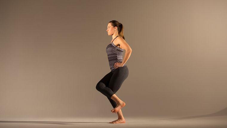 Eagle Pose, Step by Step | Eagle pose, Yoga poses, Poses