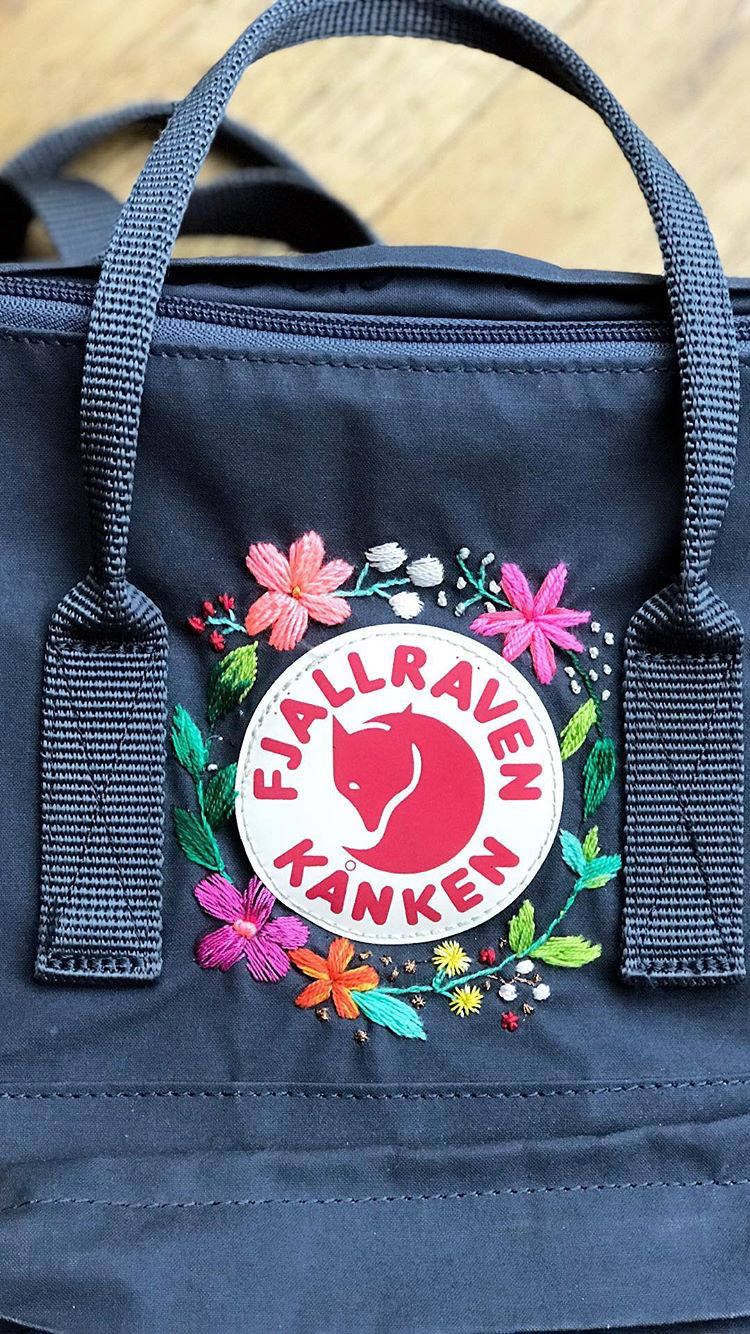 new york best choice best deals on Fjällräven. Brodyr. | Blumen stickmuster, Stickereimuster ...