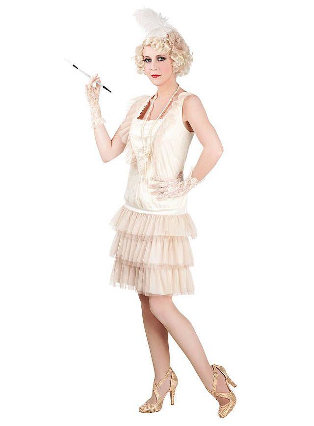 20er Jahre Cocktailkleid Kostum 20er Jahre 20er Und Kostum