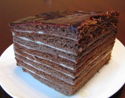 торт спартак рецепт видео