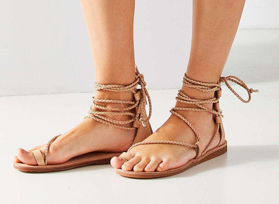 Details about  /Women Summer Flat Woven Roman Sandals Outdoor Pumps Espadrille Flip Flops Shoes