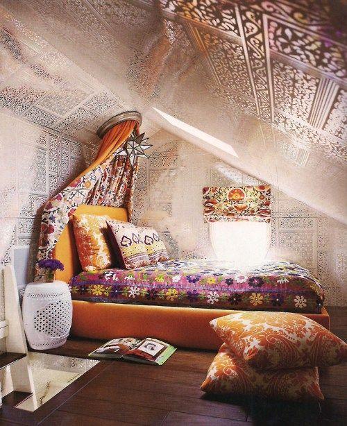 Photo chambre orientale | chambre orientale | Pinterest ...