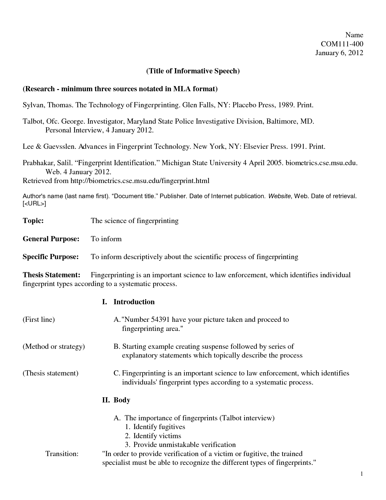 What Is Thesis Statement In Speech With Each Passing Day The