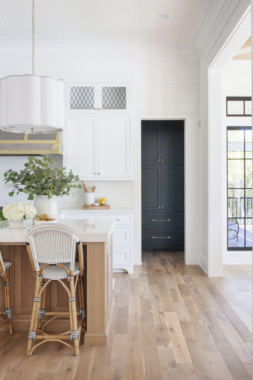 Home Reveal White dove benjamin moore walls, Kitchen