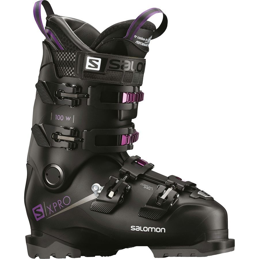 SALOMON Damen Skischuh Qst Pro 110: : Sport & Freizeit