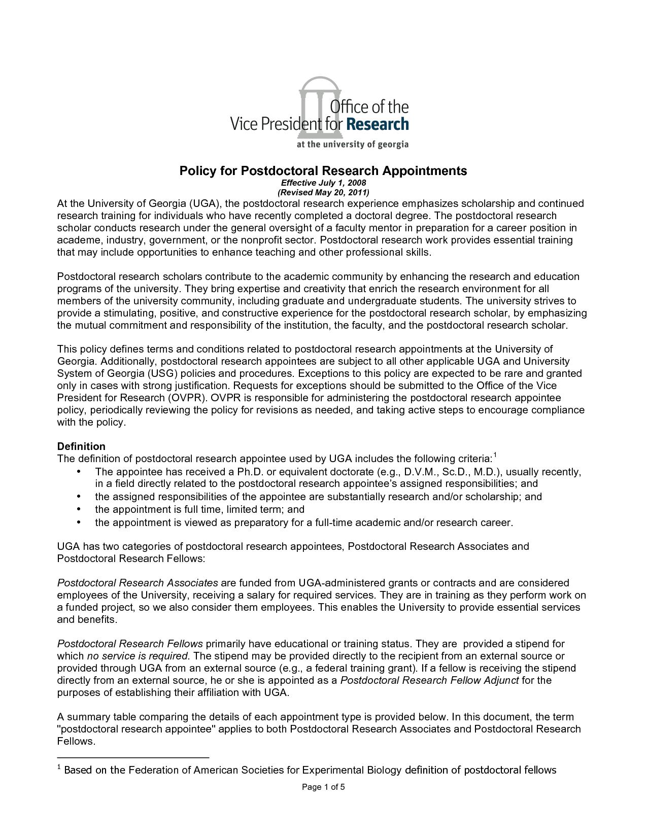Letter For Associate Professor Position Recommendation Post Sample