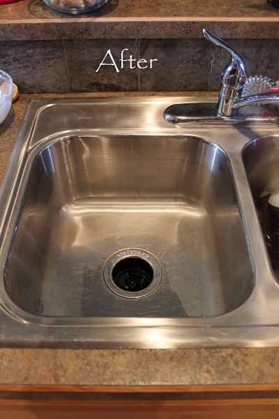 Diy Kitchen Sink Cleaner Kitchen Sink Cleaner Kitchen Sink Diy