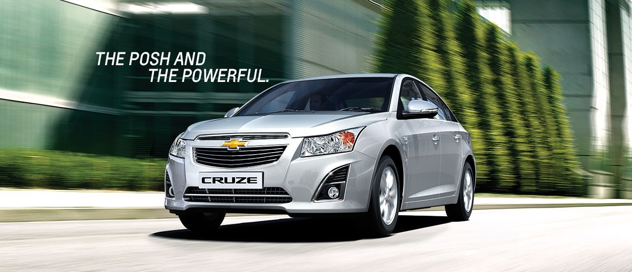 General Motors India Pvt Ltd Has Pulled The Wraps Off An Updated Version Of Its Chevrolet Cruze Sedan Priced Between Rs 13 7 Chevrolet Cruze Cruze Chevrolet
