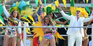 Pitbull, Jennifer López, Claudia Leitte - We Are One