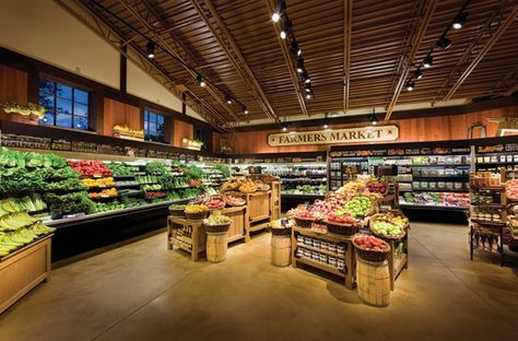 Supermarket Design | Retail Design | Shop Interiors | The Market By Design  Services Group