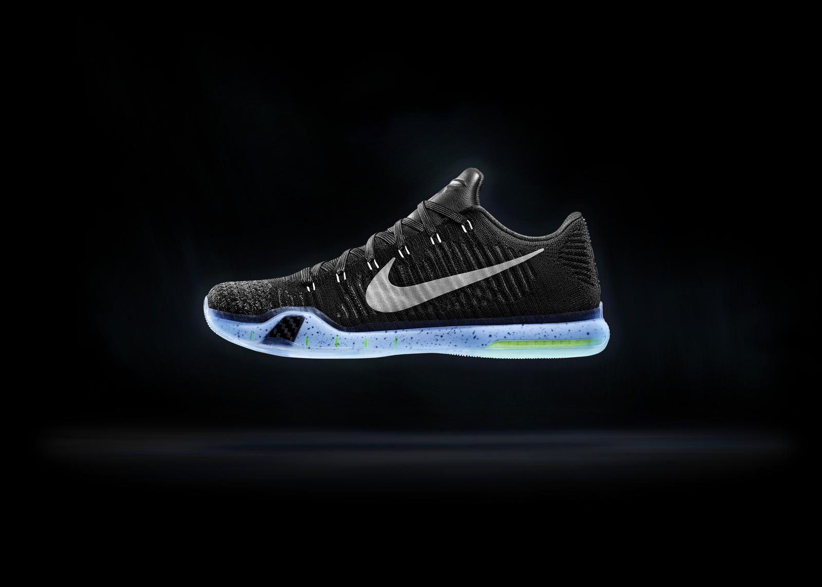 Nike Roshe Fond Blanc Bleu Foncé