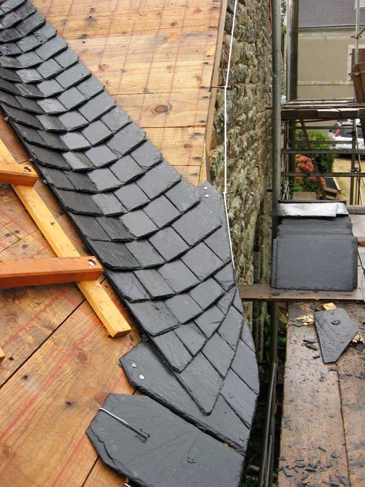 L Image Contient Peut Etre Plein Air Slate Roof Roof Design Architecture