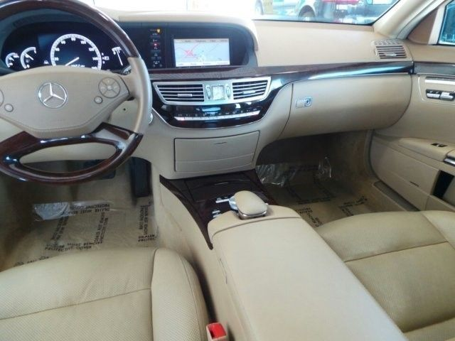 2013 Mercedes Benz S Class S550 Sedan 40k 60k Miles With