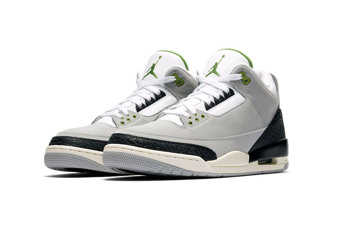 super popular 703d1 3e69b The Air Jordan 3 Channels Its Inner