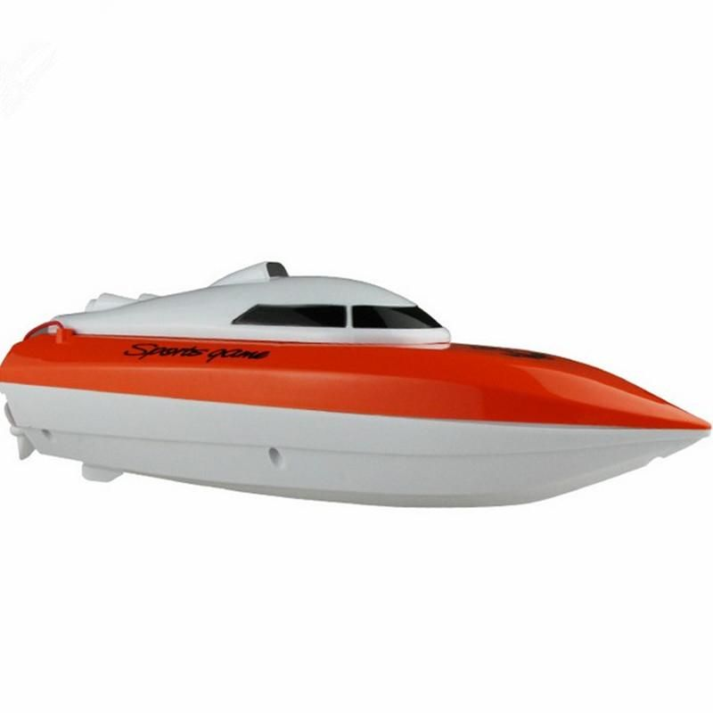 4 Channels 360 - Degree remote control Speedboat High - Speed boats ...