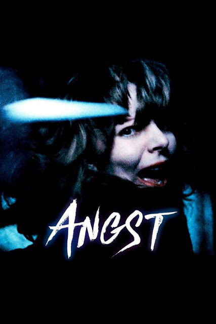 """Movie Review """"Angst"""" (1983) Best movie posters, Love"""