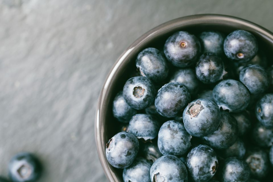 How To Can Blueberries Without Sugar Canned blueberries