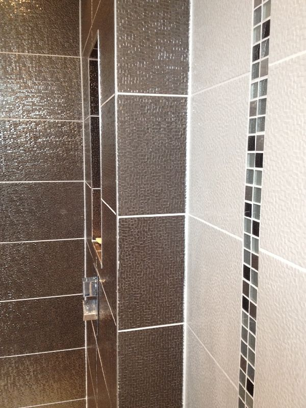 Textured Capua Tiles   shower stalls   Pinterest   Tile patterns