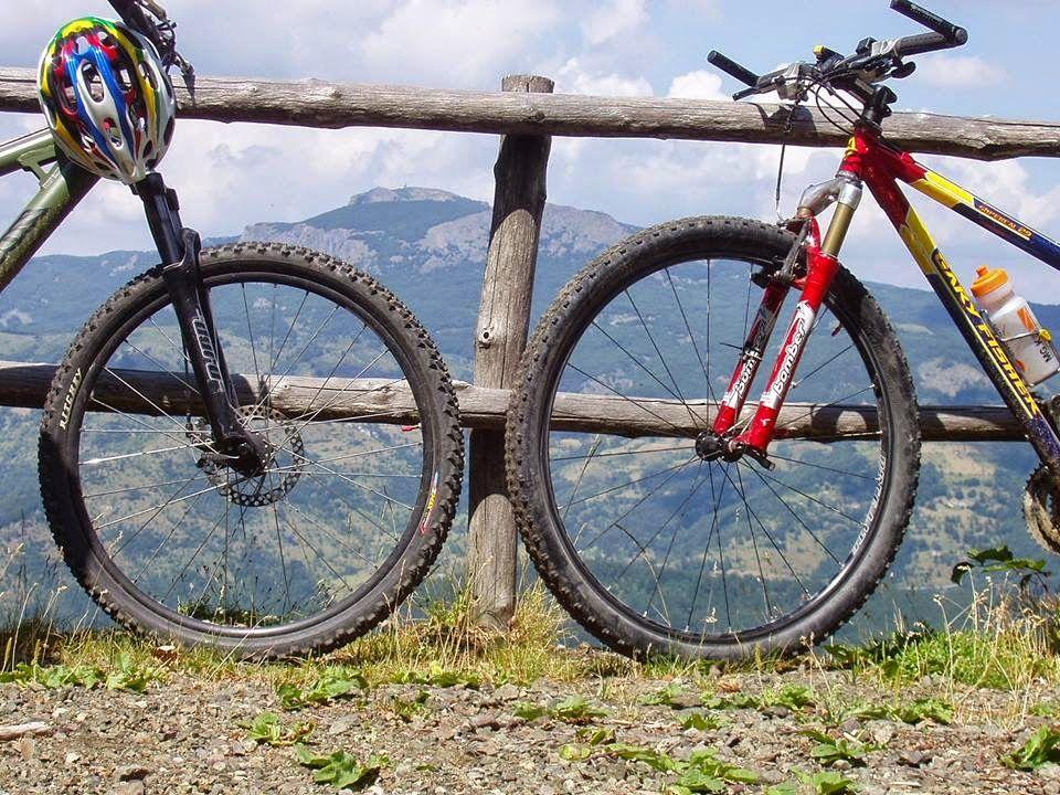 Guarda dove ti ho portato! Introduzione alla pedalata appenninica per una ciclista alpina