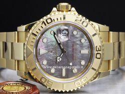 alta moda 73479 a9ed3 Rolex - Yacht-Master 16628 Cassa: oro giallo - 40 mm Vetro ...